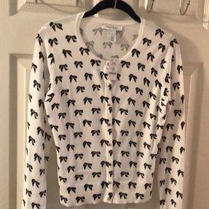 NWT White House Black Market Cardigan Sweater